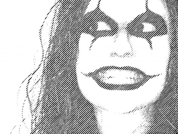 Stipplr The Crow Cosplay Makeup Teeth Grin