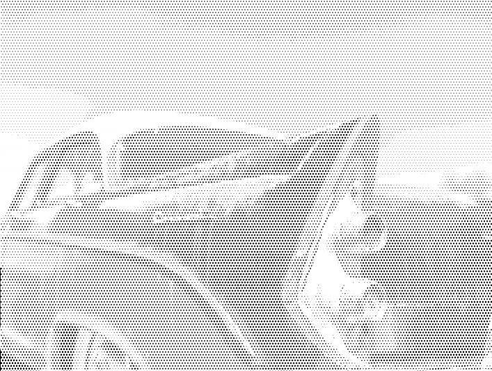 Stipplr 1956 Dodge Coronet coupe