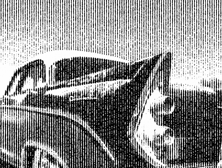 Scanline 1956 Dodge Coronet coupe