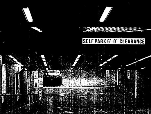 Stipplr Distressed Photocopy Texture Underground Parking