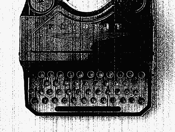 Stipplr Distressed Photocopy Texture Favorite Typewriter