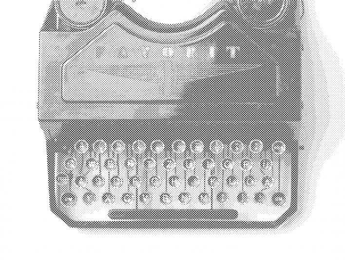 Stipplr Photoshop Benday Dot Technique Favorit Typewriter