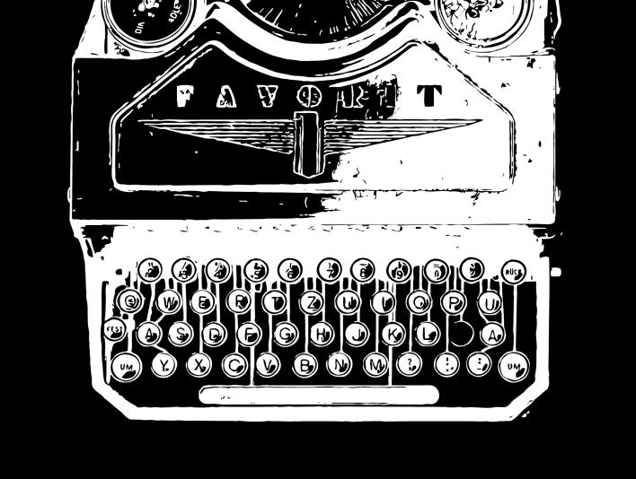 Stipplr Inker Live Trace for Photoshop Favorit Analog Typewriter