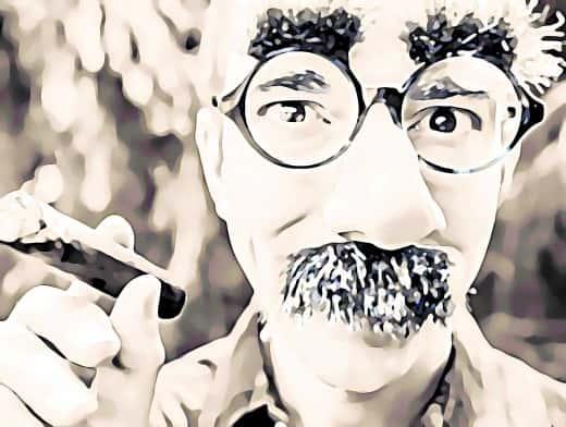 Stipplr Photoshop Cartoonize Action Charlie Chaplin