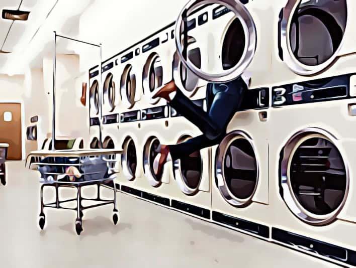 Stipplr Photoshop Scanner Darkly Action Bad Laundry Day