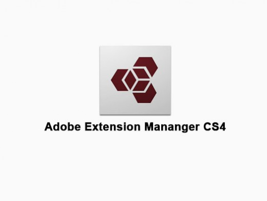 Adobe Extensions Manager CS4