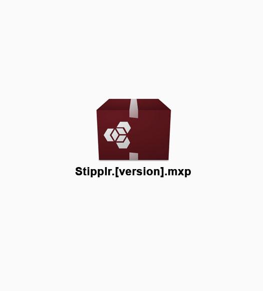 stipplr mxp package