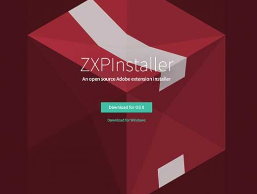 Stipplr ZXPinstaller Alternative